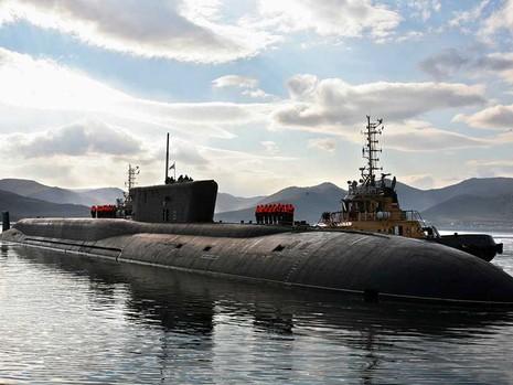 Nga hồi sinh hạm đội Thái Bình Dương  - ảnh 1