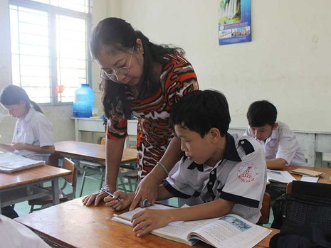 Lớp học đặc biệt trên đường Tống Văn Hên - ảnh 2
