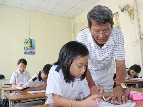 Lớp học đặc biệt trên đường Tống Văn Hên - ảnh 1