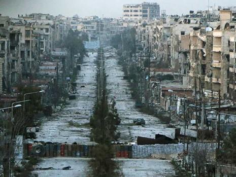 Trung Quốc sẽ giành miếng bánh Syria? - ảnh 1
