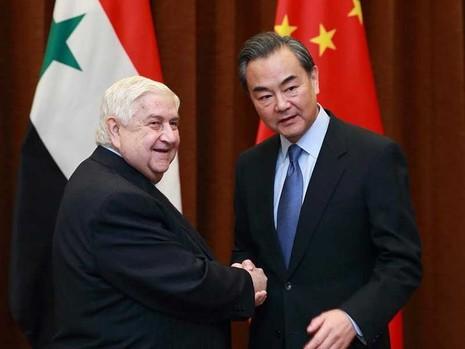Trung Quốc sẽ giành miếng bánh Syria? - ảnh 2