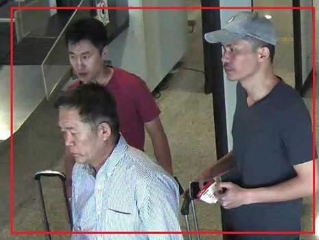 Vụ Kim Jong-nam: 4 nghi phạm Triều Tiên tẩu thoát - ảnh 1