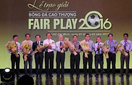 Danh hiệu FairPlay 2016 thuộc đội tuyển Futsal Việt Nam - ảnh 3