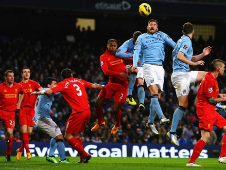 'Man xanh' gượng dậy sau nỗi đau Champions League - ảnh 1