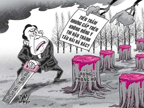 'Tiền trảm hậu tấu': Trật tự xã hội bị đảo lộn - ảnh 2