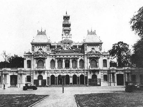 Hệ thống quản lý đô thị Sài Gòn 150 năm trước - ảnh 1