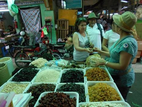 Hơn 120 tỉ đồng nâng cấp khu chợ sầm uất nhất Sài Gòn - ảnh 6