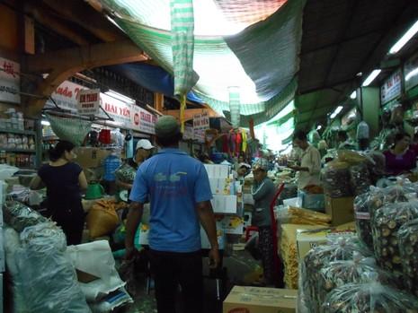 Hơn 120 tỉ đồng nâng cấp khu chợ sầm uất nhất Sài Gòn - ảnh 5