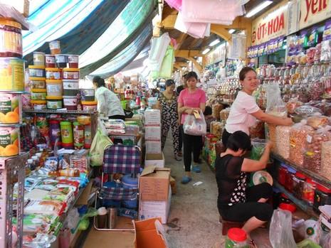 Hơn 120 tỉ đồng nâng cấp khu chợ sầm uất nhất Sài Gòn - ảnh 15