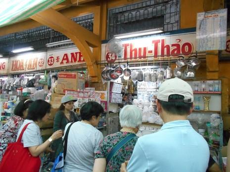 Hơn 120 tỉ đồng nâng cấp khu chợ sầm uất nhất Sài Gòn - ảnh 14