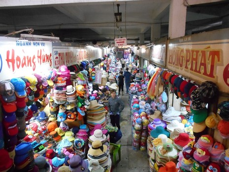 Hơn 120 tỉ đồng nâng cấp khu chợ sầm uất nhất Sài Gòn - ảnh 10