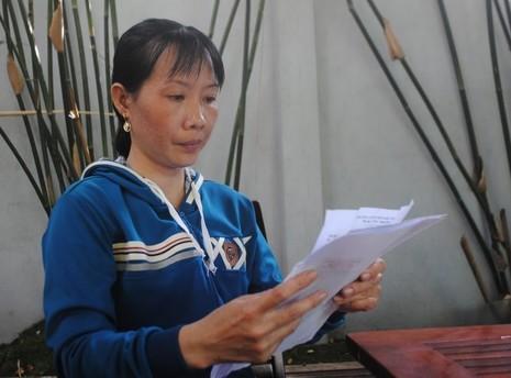 Audio: Chị công nhân nhặt rác kiện đòi 5 lượng vàng - ảnh 1