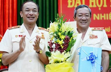 Audio: Thiếu tướng Lê Đông Phong giữ chức giám đốc Công an TP.HCM - ảnh 1