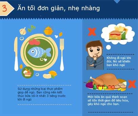13 mẹo giúp bạn dễ ngủ hơn  - ảnh 3