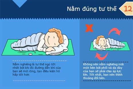 13 mẹo giúp bạn dễ ngủ hơn  - ảnh 11