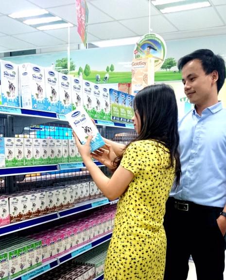 Vinamilk: Thương hiệu vàng thực phẩm Việt Nam - ảnh 2