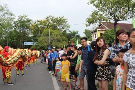 Trang trọng Lễ tế tổ bách nghệ Việt Nam - ảnh 12