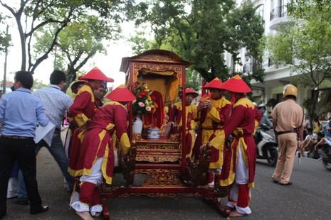 Trang trọng Lễ tế tổ bách nghệ Việt Nam - ảnh 9