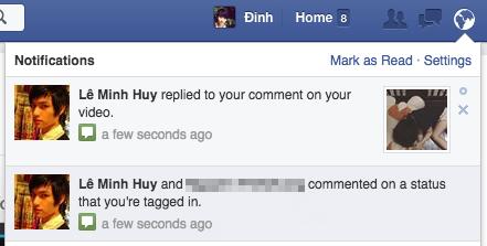 Facebook thêm nút trả lời bình luận cho người dùng Việt - ảnh 2