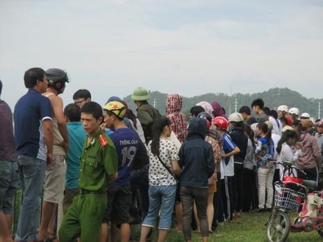 Phát hiện thi thể 2 nữ sinh trường y nổi trên sông Lam - ảnh 2