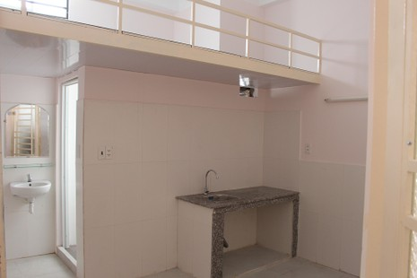 Xây nhà sáu tầng cho thí sinh ở miễn phí - ảnh 2