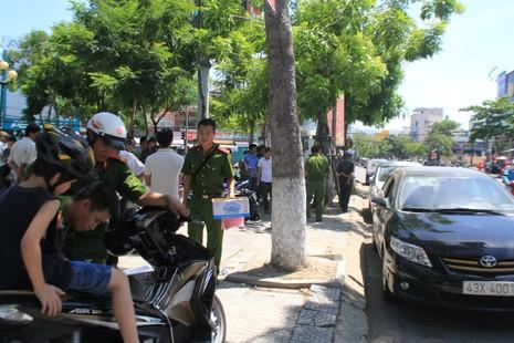 Trộm ô tô táo tợn giữa trung tâm Đà Nẵng - ảnh 2
