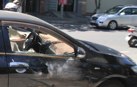 Trộm ô tô táo tợn giữa trung tâm Đà Nẵng - ảnh 4