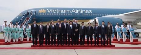 Vietnam Airlines nâng cấp dịch vụ tiêu chuẩn 4 sao  - ảnh 2