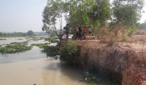 Cát tặc làm thay đổi cả thủy lực sông Sài Gòn - ảnh 2
