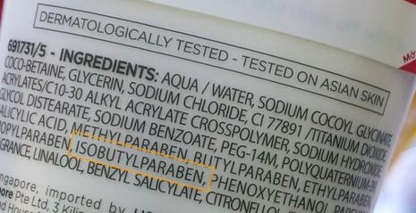 Thu hồi mỹ phẩm chứa chất bảo quản Paraben từ ngày 31-7 - ảnh 3