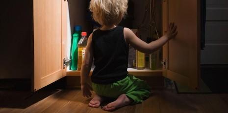 Những hiểm họa cho trẻ ẩn giấu trong nhà bạn - ảnh 1