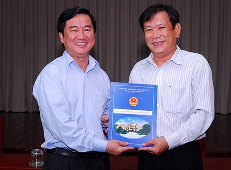 Báo Pháp Luật TP.Hồ Chí Minh có Tổng biên tập mới - ảnh 1