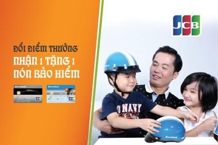 Hưởng ứng tháng an toàn giao thông với thẻ Sacombank JCB - ảnh 1