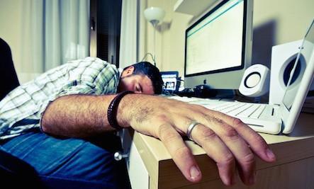 5 tác hại do thiếu ngủ gây ra - ảnh 1