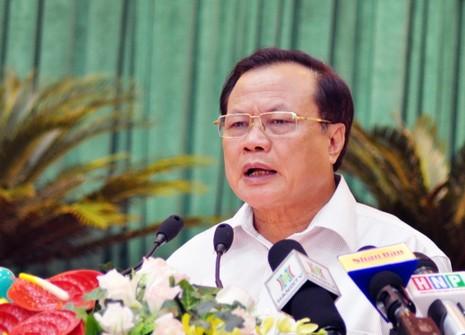 Bí thư Thành ủy Hà Nội:  Nhiều đồng chí còn né tránh báo chí - ảnh 1