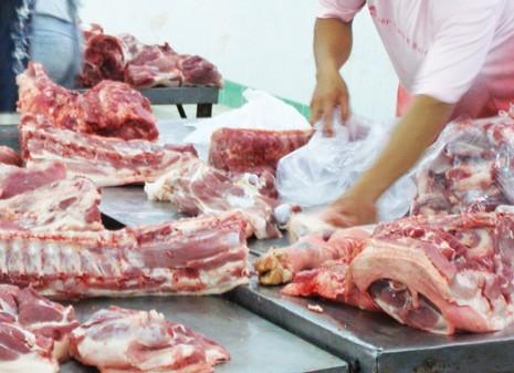 Không thể xử lý thịt 'dính' tồn dư kháng sinh - ảnh 1