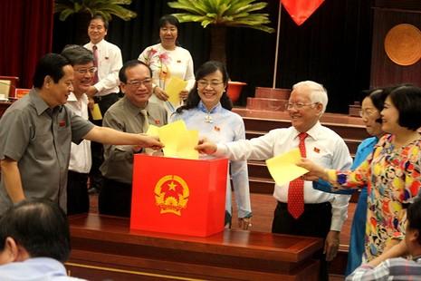 Ông Nguyễn Thành Phong được giới thiệu làm Chủ tịch UBND TP.HCM - ảnh 2