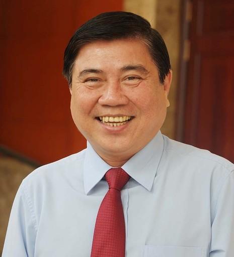 Ông Nguyễn Thành Phong được giới thiệu làm Chủ tịch UBND TP.HCM - ảnh 1