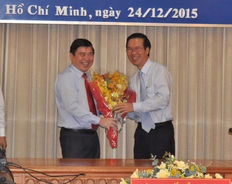 Phó Thủ tướng trao quyết định phê chuẩn nhân sự mới tại TP.HCM  - ảnh 4