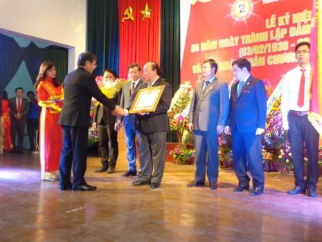 ĐH Sư phạm Đà Nẵng đón nhận huân chương Lao động hạng Nhất - ảnh 1