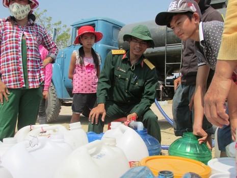 Đem nước sạch về vùng hạn Ninh Thuận - ảnh 3