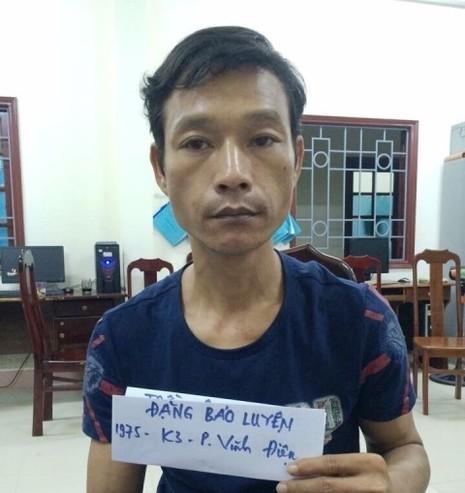 Quảng Nam: Bắt bốn con nghiện mua bán ma túy - ảnh 1