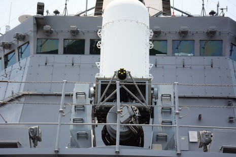 Đón 2 tàu hộ vệ của Nhật Bản thăm cảng Cam Ranh - ảnh 9