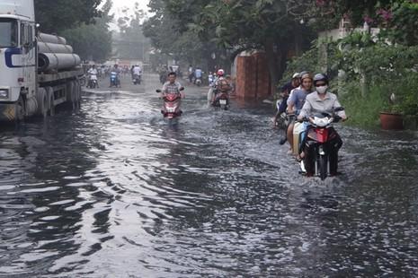Lắp nhiều trạm khí tượng, radar chống ngập ở Sài Gòn - ảnh 2