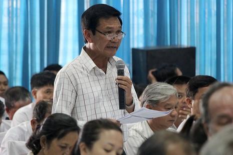 Bí thư Đinh La Thăng: Giữ vững chủ quyền không chỉ bằng các tuyên bố  - ảnh 1