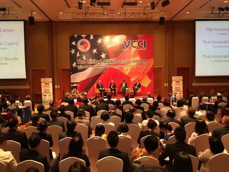 Việt-Mỹ nâng tầm quan hệ thương mại, đầu tư - ảnh 1