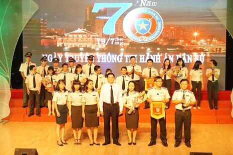 TP.HCM đoạt giải nhất Hội thi Chấp hành viên giỏi khu vực - ảnh 1