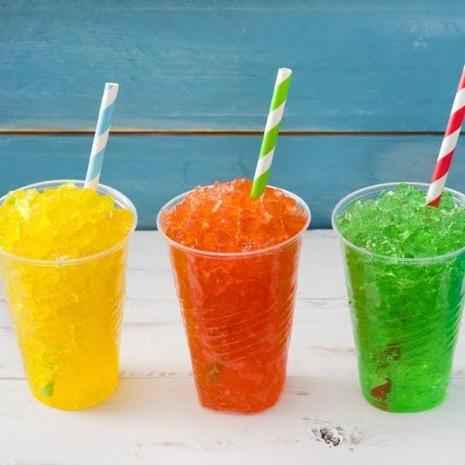 Các loại nước ngọt đóng chai thường gây béo bụng, tim mạch, tiểu đường...