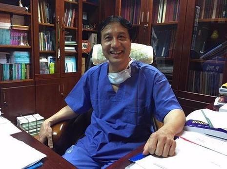 GS Trịnh Hồng Sơn.