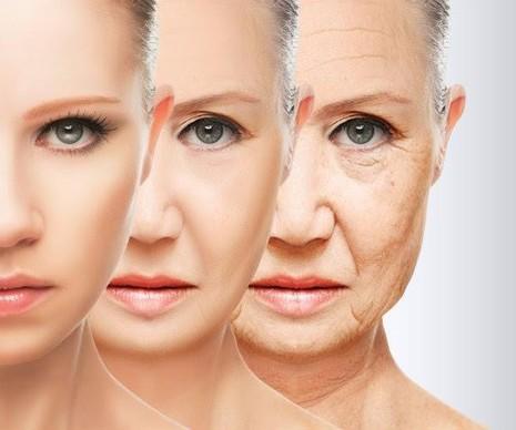 Nếu không được để ý chăm sóc kỹ, làn da của bạn sẽ nhanh chóng lão hóa.